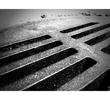 Drainage - 5 Photographic Print