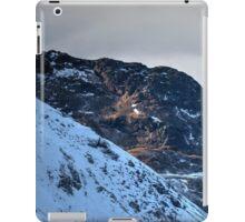 Winter on Kitzsteinhorn 34 iPad Case/Skin