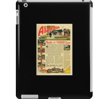 Advertisements Photoplay Magazine February through June 1921 0207 Aladdin Ready Cut Homes iPad Case/Skin