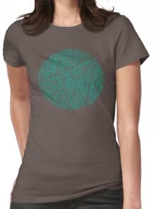 Ball of String Theory.  Womens Fitted T-Shirt