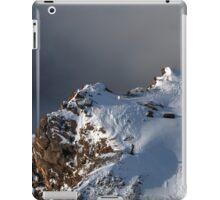 Winter on Kitzsteinhorn 36 iPad Case/Skin