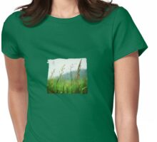 In the Meadow - JUSTART © Womens Fitted T-Shirt