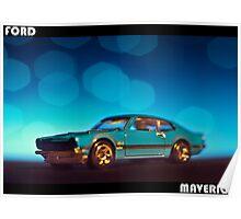 Ford Maverick Poster