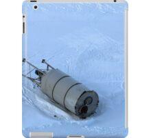 Winter on Kitzsteinhorn 40 iPad Case/Skin