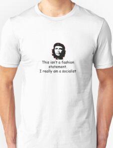 Che Black on White T-Shirt