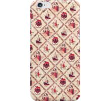 Sinterklaas inpakpapier (Dutch wrapping paper) iPhone Case/Skin