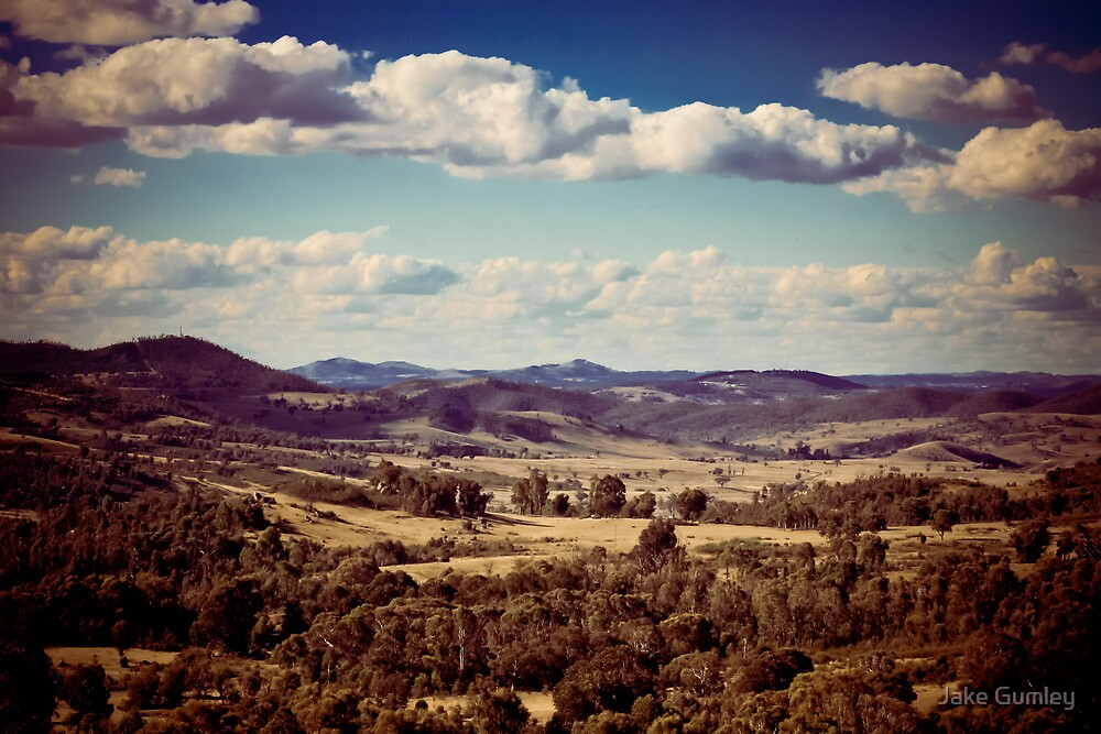 Tidbinbilla Nature Reserve by Jake Gumley