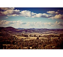 Tidbinbilla Nature Reserve Photographic Print