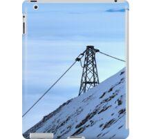 Winter on Kitzsteinhorn 43 iPad Case/Skin