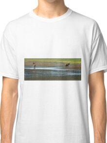 Pair Of Bull Elk   #9001 Classic T-Shirt