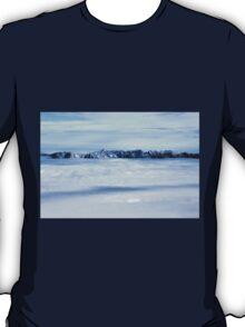 Winter on Kitzsteinhorn 45 T-Shirt