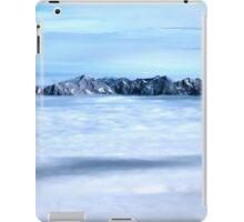 Winter on Kitzsteinhorn 45 iPad Case/Skin