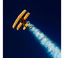 Air Show - Acrobatic  Photographic Print