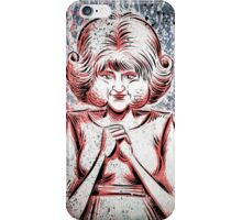 Eraserhead Lady in the Radiator Art Print David Lynch Eraser Head Twin Peaks Experimental Avant Garde Joe Badon Film Movie Poster Drawing iPhone Case/Skin