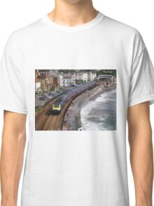 First Great Western 43192 at Dawlish Classic T-Shirt