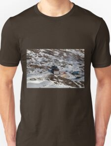Winter on Kitzsteinhorn 47 Unisex T-Shirt