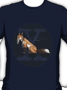 X-files, Fox Mulder, FOX  T-Shirt