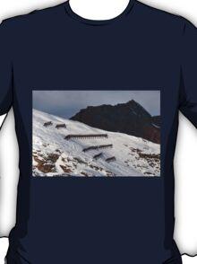Winter on Kitzsteinhorn 48 T-Shirt