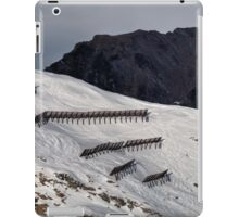 Winter on Kitzsteinhorn 48 iPad Case/Skin