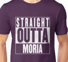 STRAIGHT OUTTA MORIA Unisex T-Shirt