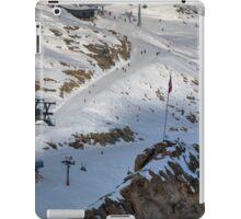 Winter on Kitzsteinhorn 49 iPad Case/Skin