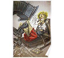 Tank Girl, Lori Petty, Comic, Tank Girl Movie, British Comic, Cult, punk, Post Apocalyptic, illustration, nerd, wall art , geeky Poster