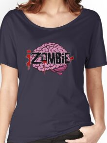 iZombie Brains Women's Relaxed Fit T-Shirt