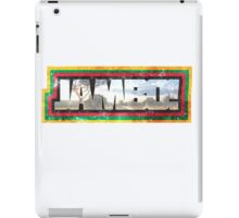 Jambo!  iPad Case/Skin