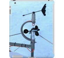 Winter on Kitzsteinhorn 50 iPad Case/Skin
