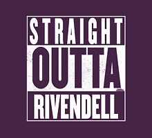 STRAIGHT OUTTA RIVENDELL Unisex T-Shirt