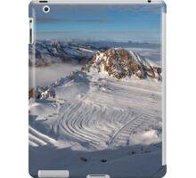 Winter on Kitzsteinhorn 51 iPad Case/Skin