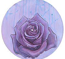 Rose Vinyl by Alexis Moulds