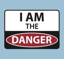 I Am The Danger One Piece - Short Sleeve
