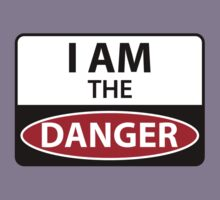 I Am The Danger Kids Clothes