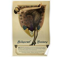 Advertisements Photoplay Magazine January through June 1922 0768 Holeproof Hosiery Poster