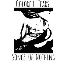 Colorful Tears Photographic Print