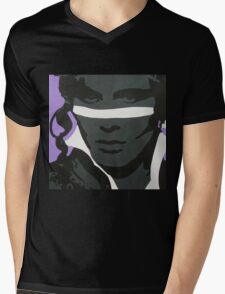 Adam Ant Mens V-Neck T-Shirt