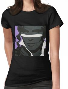 Adam Ant Womens Fitted T-Shirt