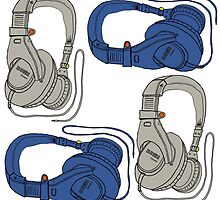 Headset for music lovers by BulanLifestyle
