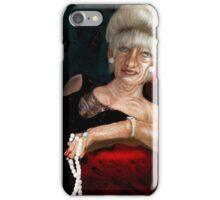Pearl Before Swine, by Alma Lee iPhone Case/Skin