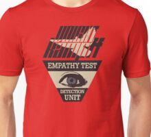 Voight-Kampff Empathy Test Unisex T-Shirt