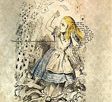 Alice In Wonderland by TeapotMysteries