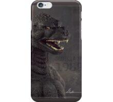 Godzilla 1989 iPhone Case/Skin