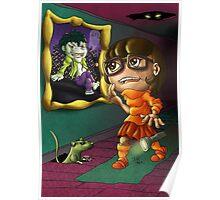 Velma's Horror Poster