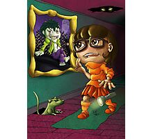 Velma's Horror Photographic Print