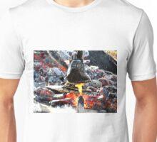 Burning Ring Unisex T-Shirt