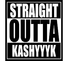 Straight OUTTA Kashyyyk Photographic Print