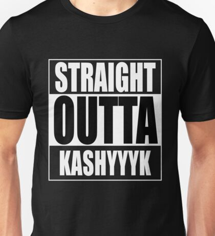 Straight OUTTA Kashyyyk Unisex T-Shirt