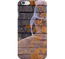 Lichen coiffe iPhone Case/Skin