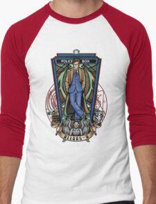 The 10th Men's Baseball ¾ T-Shirt